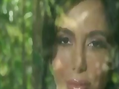 Malaking Pwet Brown Ang Buhok Pagjajakol Suso