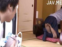 آسيوى يابانيات نيك لطيف مداعبة