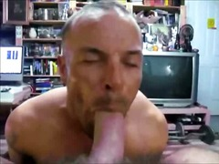 Hot gay blowing povs dick