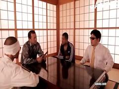 אסיאתיות חזה גדול שעירות יפניות פוסי