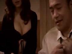 Asyano Mabuhok Hapon Dinidilaan Oral Sex