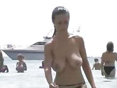 חוף יפות מצלמה נסתרת עירום ציצים