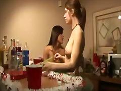 כוסיות ברונטיות מכללה חמודות ביגוד תחתון