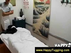 Aziatisch Cam Pik Trekken Gluren Massage