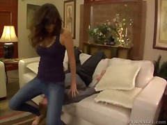 Holly michaels dominating submissive man
