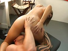 Trina michaels fucks scott nails