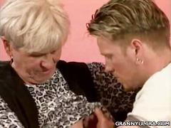 Bestemor Hardporno Dame Moden Røff