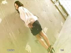 חזה גדול ברונטיות יפניות ביגוד תחתון צעירות
