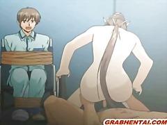 Anal Casais Hentai Animação