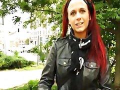 Anālais Pāri Rokas Kamera Publiskais Sekss Rudmates