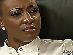Tmavé Ženy Rozdielne Rasy Veľké Kozy