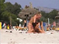 Analno Na plaži Fisting Lezbijka