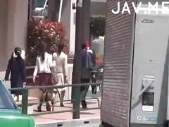 אסיאתיות יפניות ציבורי פורנו רך מגרות
