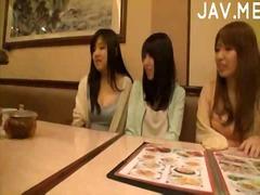 Châu Á Nhật Vú Nhỏ Tuổi Teen Chơi Ba