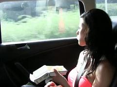 Vruće žene Vožnja Djevojka Kućni