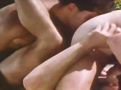 Anal Correguda Gay Grup de tres