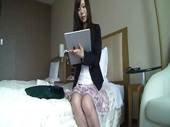 Aasia Jaapani Õrn Seks Õrritus Teismeline