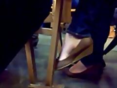 מצלמות פטיש פטיש כפות רגליים צרפתיות מצלמה נסתרת