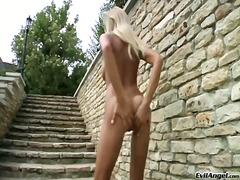 Срциња Плавуша Во двор
