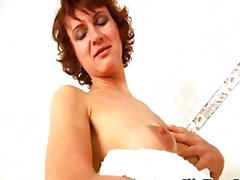 Analsex Brunette Onani Sexy Mødre (Milf) Piercing