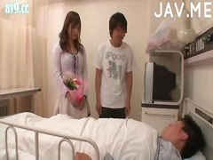 אסיאתיות חזה גדול רופא יפניות רפואי