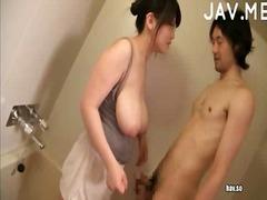 Azijietės Dideli Papai Japonės Oralinis Krūtys