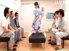 אסיאתיות רופא פטיש שעירות יפניות