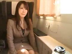 Asiatisk Japansk Strømpebukser Offentlig Mus