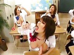 אסיאתיות יפניות סולו בחורה