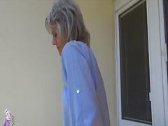 סבתות שעירות חרמניות גברת אוננות