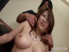 Azijati Velike Sise Brineta Hardcore Masaža