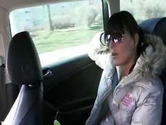 Fake taxi kristyna