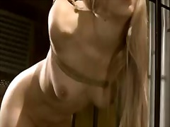 Bdsm Blond Bondage