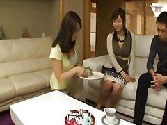 Asiatere Samlinger Gruppesex Japanere