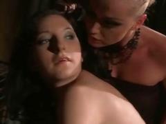 Dominació-submissió Humiliació Lèsbic Amants Pornstar
