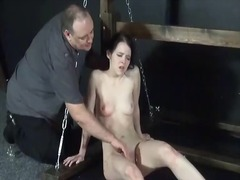 Teen amateur bdsm and extreme pussy torture