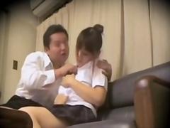 Amazing teen slut dicked in spy cam japanese sex video