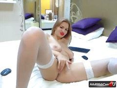 Onani Sexy Mødre (Milf) Solo Webkamera