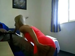 Blondid Peidus Prostituut Kaamera Ees