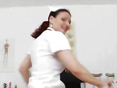 Мастурбација Зрели За Секс Милф Мајка Униформа