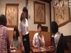 Azijski Grupnjak Lizanje Javno Pičić