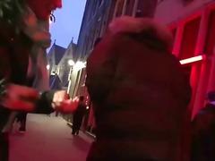Кучка Женска Проститутка Реално Курва