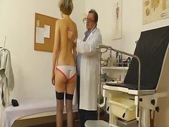 Cam Dokter Fetisj Gynaecoloog Gluren