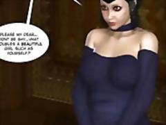 3D Анимация Хентай Манга Траверси