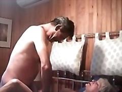 Matanda Orgasm Asawa