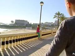 Kaili Publiskais Sekss Reāli Video Ciešās Pežas Meitene