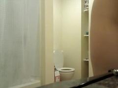 زوجتى حمام