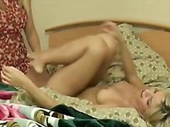 Marlie moore and annette schwarz - lesbian fuck