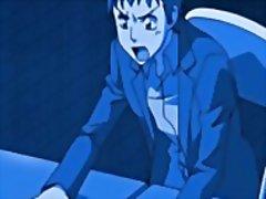 Crtić Par Hentai Animacija
