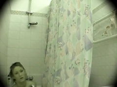 Real spy cam in the bathroom